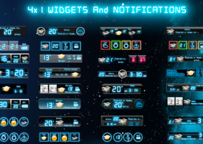 4x1_widgets_with_title